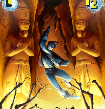 Profanation 2: Escape from Abu Simbel