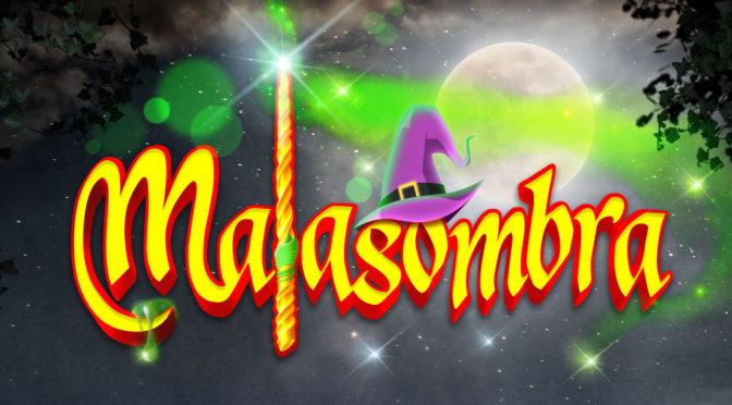 MALASOMBRA, A new action adventure video game in development for the NES